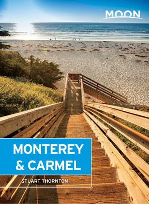 moon travel guides monterey and carmel & by stuart thornton